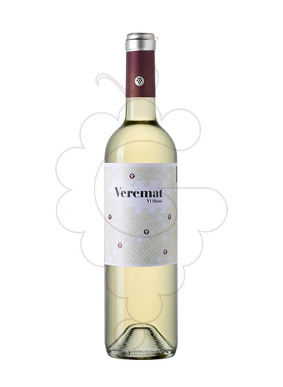 Photo Veremat Blanc white wine
