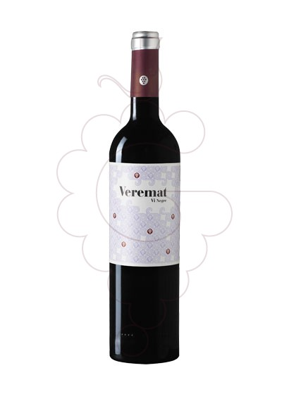 Photo Veremat Negre red wine