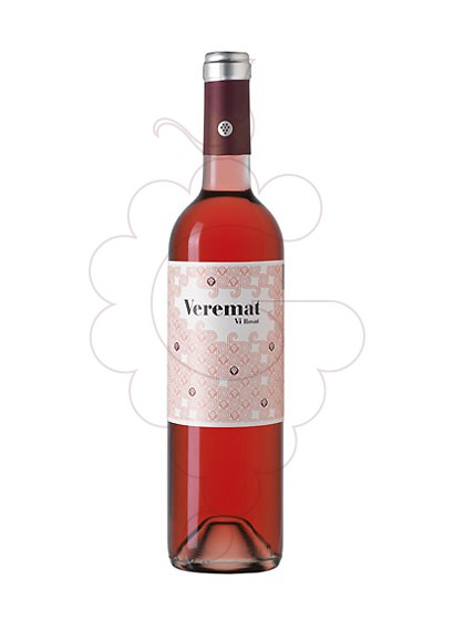 Photo Veremat Rosat rosé wine