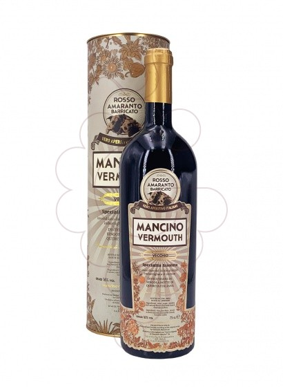 Photo Aperitif wine Vermouth Mancino