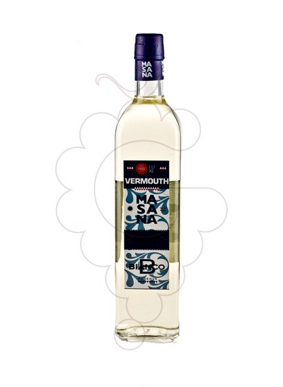 Photo Aperitif wine Vermouth Masana Bianco