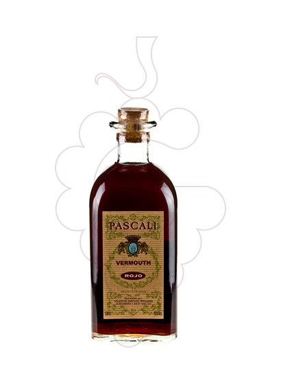 Photo Aperitif wine Vermouth Pascali Rojo