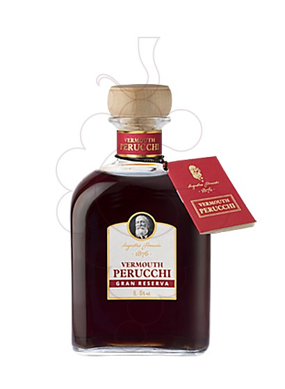 Photo Aperitif wine Vermouth Perucchi Gran Reserva