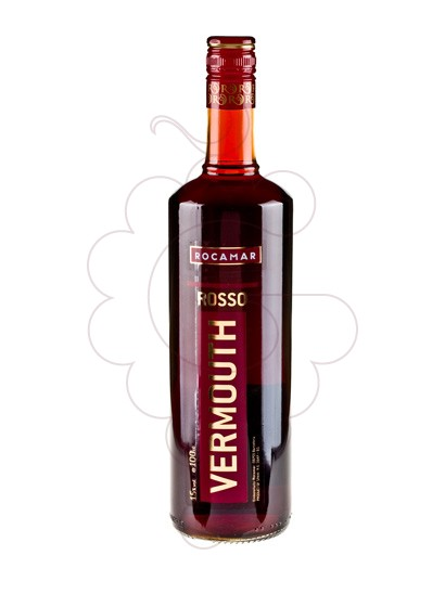 Photo Aperitif wine Vermouth Rocamar Rosso