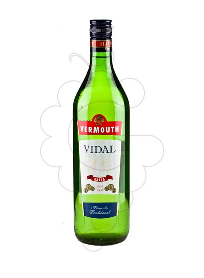 Photo Aperitif wine Vermouth Vidal Bianco