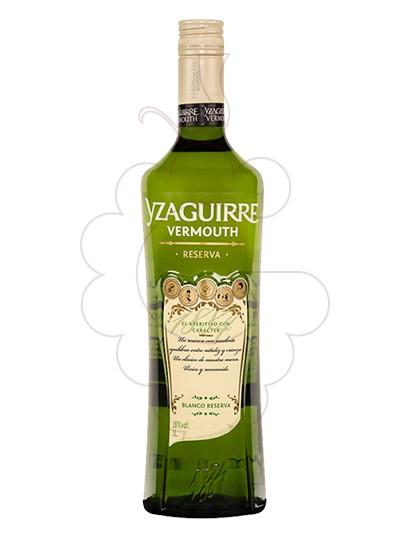 Photo Aperitif wine Vermouth Yzaguirre Blanco Reserva