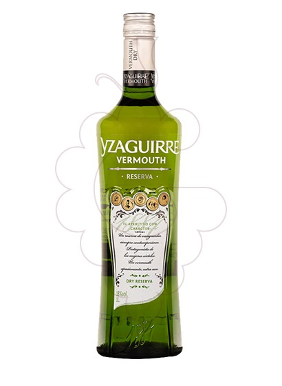 Photo Aperitif wine Vermouth Yzaguirre Dry Reserva
