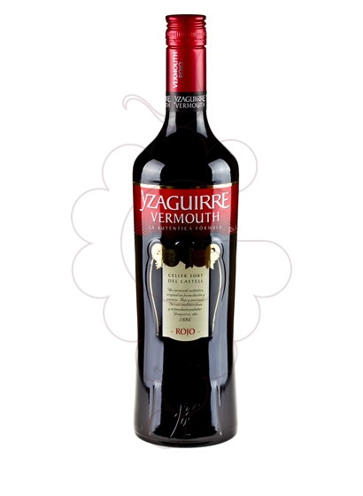 Photo Aperitif wine Vermouth Yzaguirre Rojo