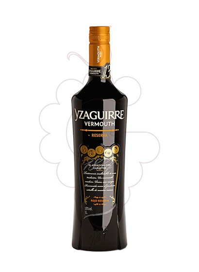 Photo Aperitif wine Vermouth Yzaguirre Rojo Reserva