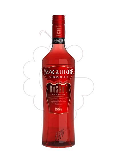 Photo Aperitif wine Vermouth Yzaguirre Rosado
