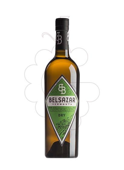 Photo Aperitif wine Belsazar Dry