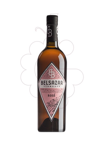 Photo Aperitif wine Belsazar Rosé