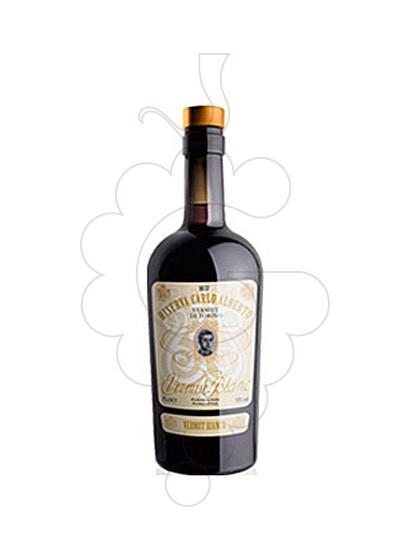 Photo Aperitif wine Vermut Carlo Alberto Bianco