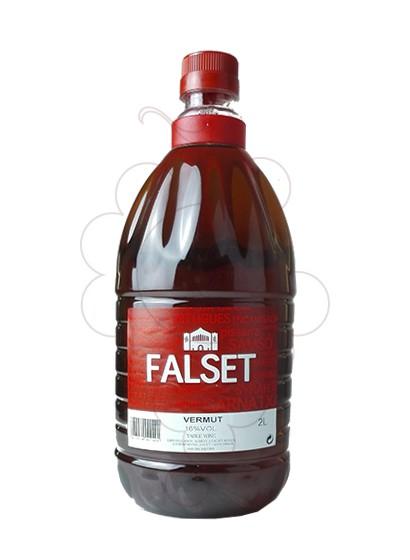Photo Aperitif wine Vermut Falset