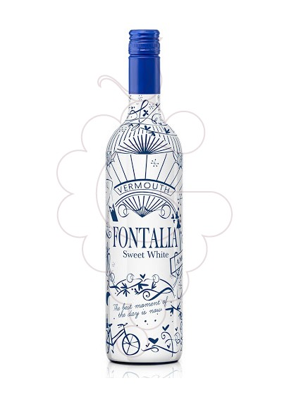 Photo Aperitif wine Fontalia Sweet White
