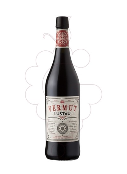 Photo Aperitif wine Vermut Lustau Rojo