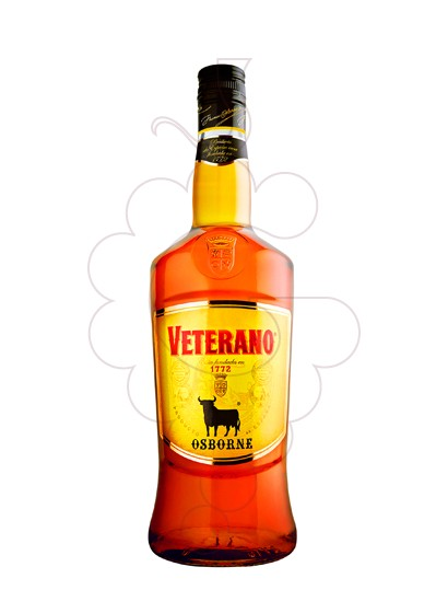 Photo Liqueur Veterano