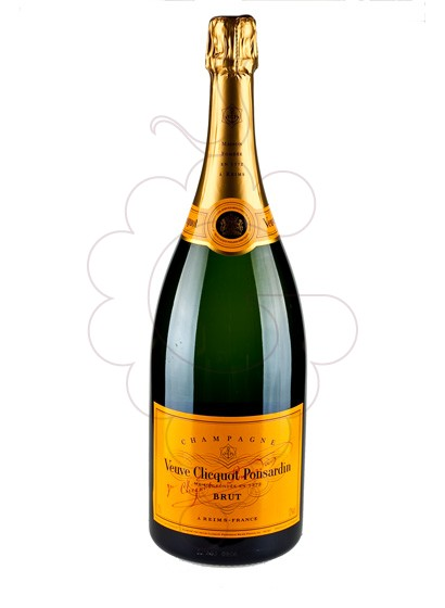 Photo Veuve Clicquot Brut Carte Jeune Magnum sparkling wine