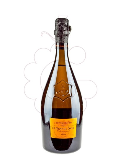 Photo Veuve Clicquot La Grande Dame sparkling wine