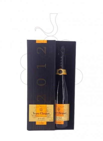Photo Veuve Clicquot Vintage sparkling wine