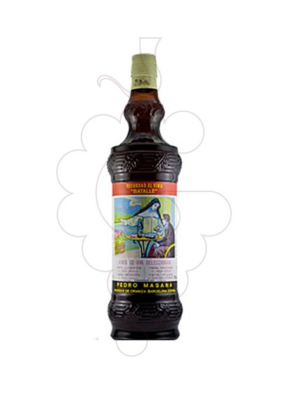 Photo Vi de la Monja Pedro Masana fortified wine