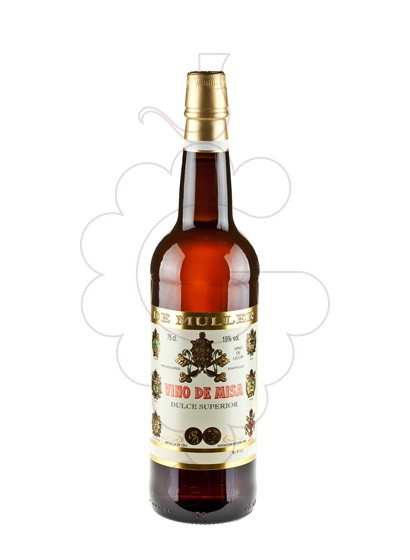 Photo Vi de Missa Muller fortified wine