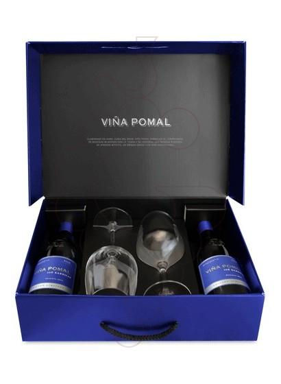 Photo Gift boxes Viña Pomal 106 Barricas Reserva Pack (2 u + Glasses)