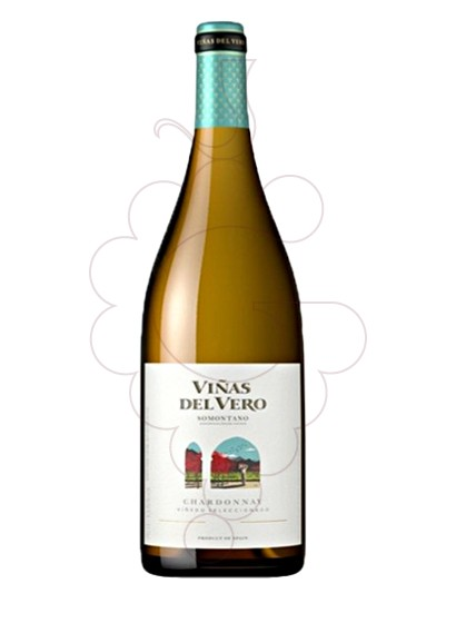 Photo Viñas del Vero Chardonnay Magnum white wine