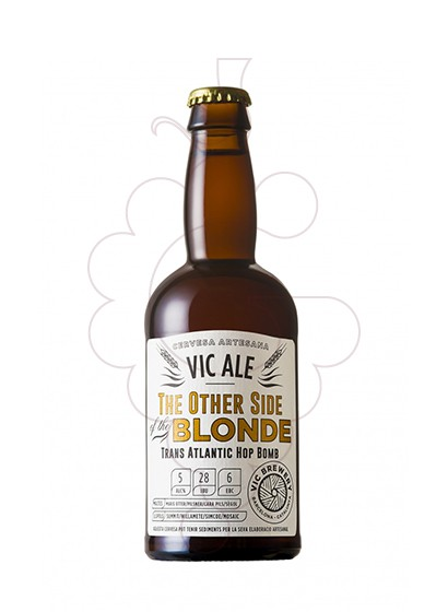 Photo Beer Vic Ale Blonde