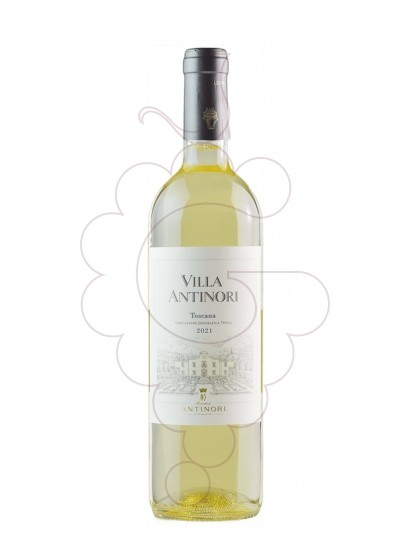 Photo White Villa Antinori white wine