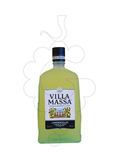 Photo Liqueur Villa Massa (Limoncello)
