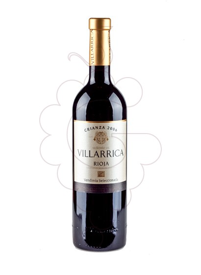 Photo Villarrica Crianza red wine