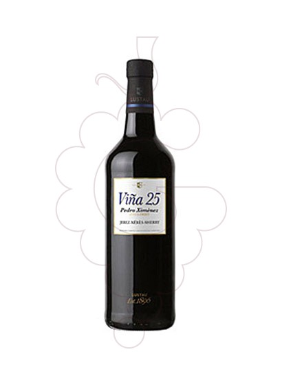 Photo Viña 25 Pedro Ximenez fortified wine
