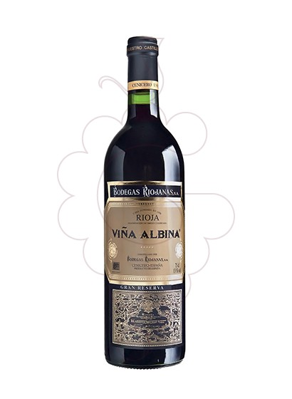 Photo Viña Albina Gran Reserva Magnum  red wine
