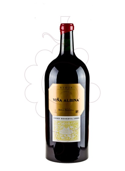Photo Viña Albina Gran Reserva Réhoboam  red wine