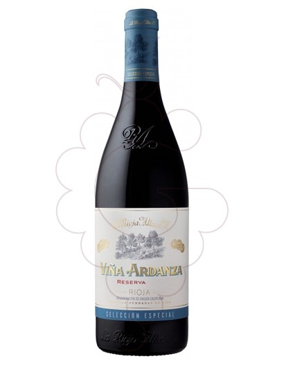 Photo Viña Ardanza Reserva red wine