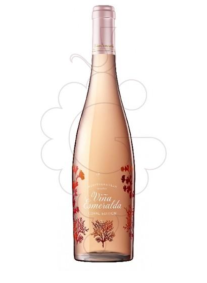 Photo Rosé Viña Esmeralda rosé wine