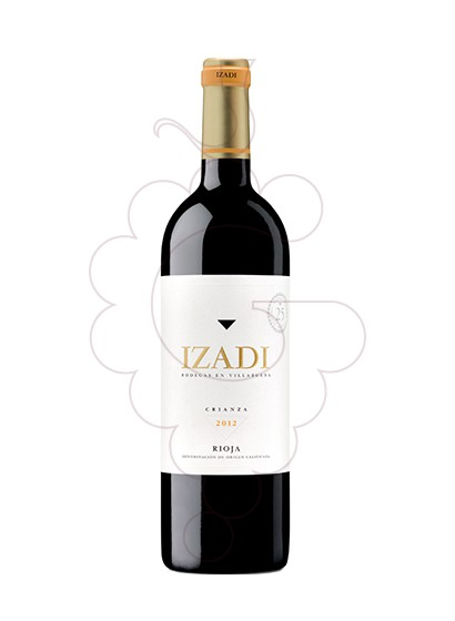 Photo Viña Izadi Crianza red wine