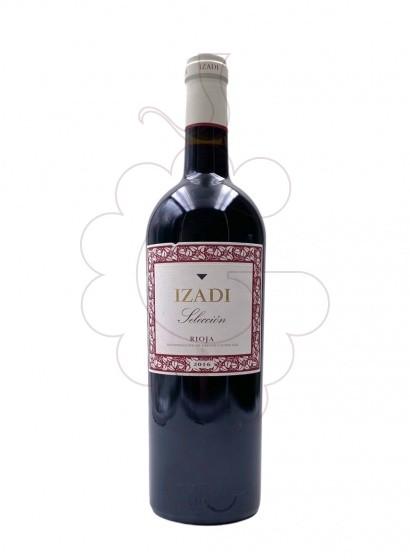 Photo Izadi Selección red wine