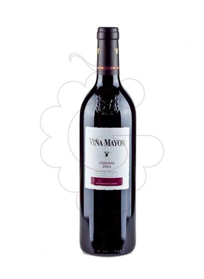 Photo Viña Mayor Crianza red wine