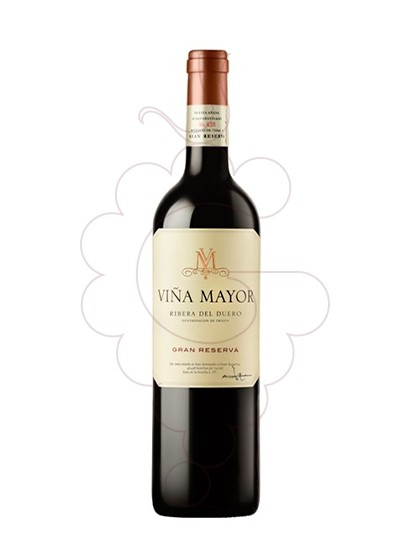 Photo Viña Mayor Gran Reserva red wine
