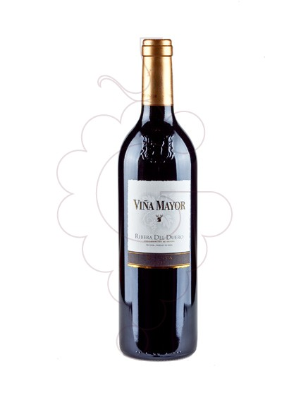 Photo Viña Mayor Reserva red wine