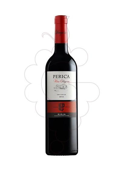 Photo Viña Olagosa Crianza red wine
