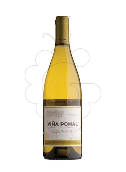 Photo White Viña Pomal white wine