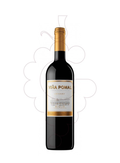 Photo Viña Pomal Centenario Crianza (mini) red wine