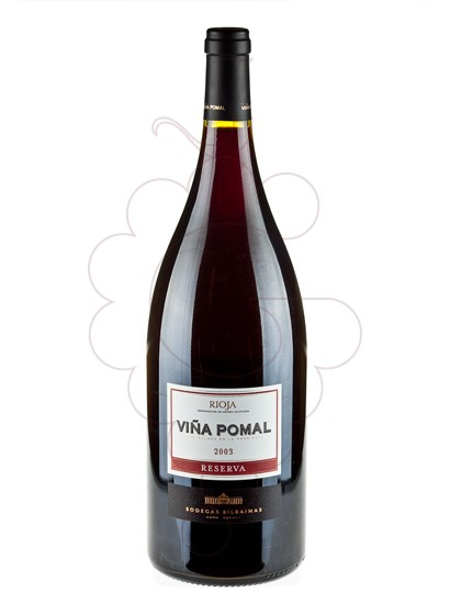 Photo Viña Pomal Reserva Magnum red wine