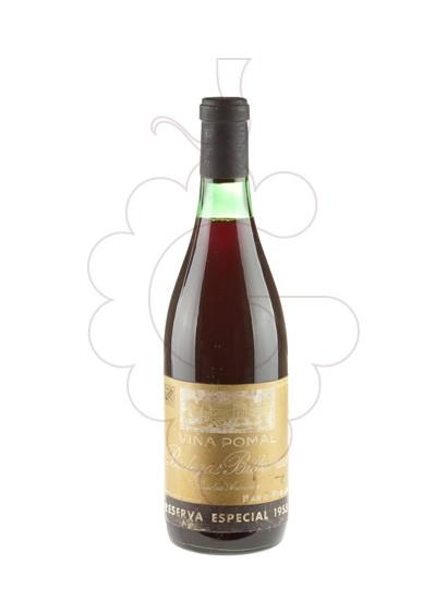 Photo Viña Pomal Reserva Especial red wine