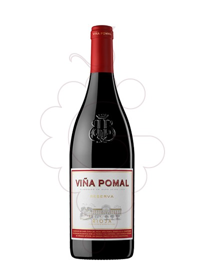 Photo Viña Pomal Reserva red wine