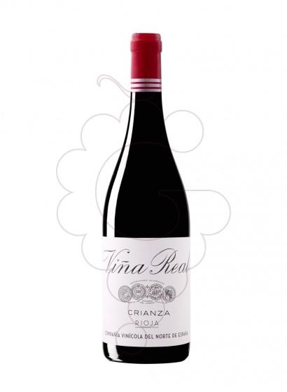 Photo Viña Real Crianza red wine