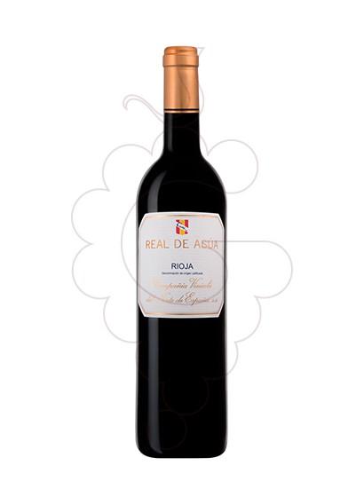 Photo Viña Real de Asua Reserva  red wine